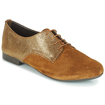 Schoenen Dames Derby André COMPLICE Brown