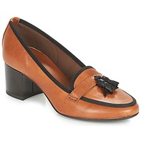Schoenen Dames pumps André TEMPLA Brown