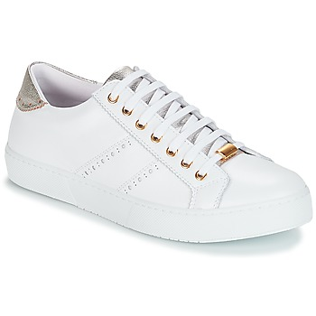 Schoenen Dames Lage sneakers André BERKELEY Wit