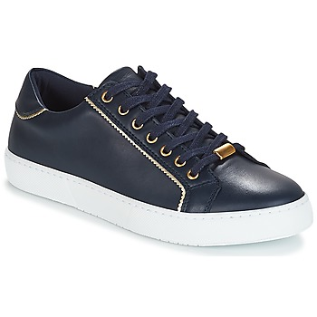 Schoenen Dames Lage sneakers André BERKELITA Marine