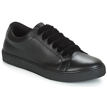Schoenen Dames Lage sneakers André THI Zwart