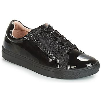 Schoenen Dames Lage sneakers André THYMIE Zwart