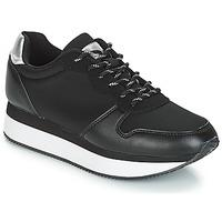 Schoenen Dames Lage sneakers André TYPO Zwart