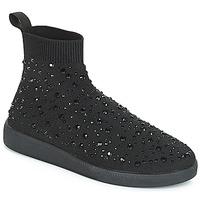 Schoenen Dames Hoge sneakers André TINTA Zwart