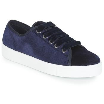 Schoenen Dames Lage sneakers André TAMMY Marine