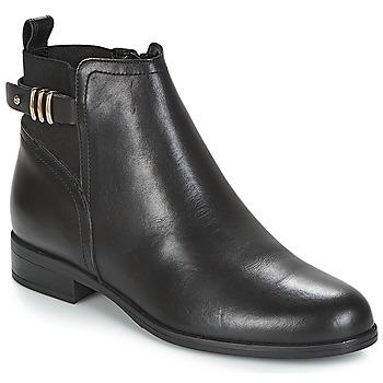 Schoenen Dames Laarzen André MANEGE Zwart