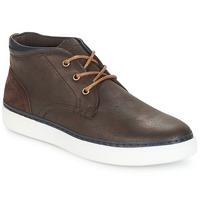 Schoenen Heren Hoge sneakers André PAPIER Brown