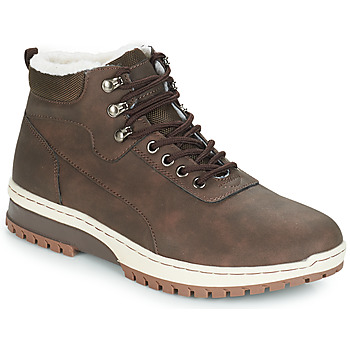 Schoenen Heren Laarzen André EVEREST Brown