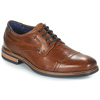 Schoenen Heren Derby André BLAISE Brown