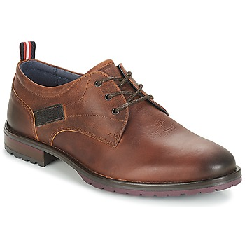Schoenen Heren Derby André MAURI Brown