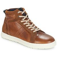 Schoenen Heren Hoge sneakers André RANDONNEUR Brown