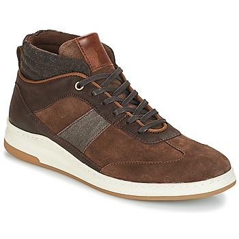 Schoenen Heren Hoge sneakers André GLASGOW Brown