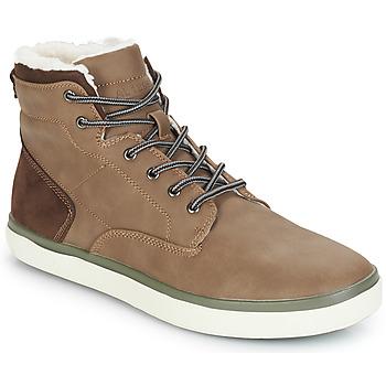 Schoenen Heren Hoge sneakers André INUIT Brown