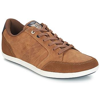 Schoenen Heren Lage sneakers André MYCONOS Brown