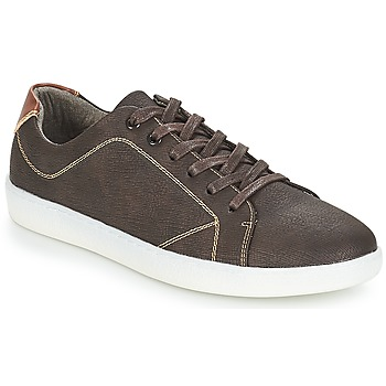 Schoenen Heren Lage sneakers André TANGON Brown
