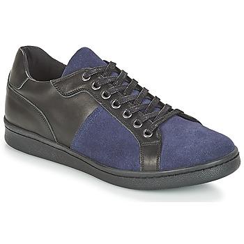Schoenen Heren Lage sneakers André AURELIEN Blauw