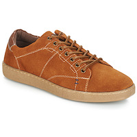 Schoenen Heren Lage sneakers André LENNO Brown