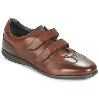 Schoenen Heren Lage sneakers André FACILE Brown