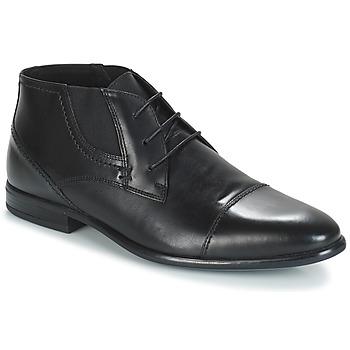 Schoenen Heren Laarzen André MARCO Zwart