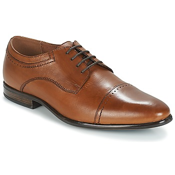 Schoenen Heren Derby André VENISE Brown