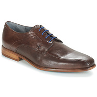Schoenen Heren Derby André ISLANDE Brown