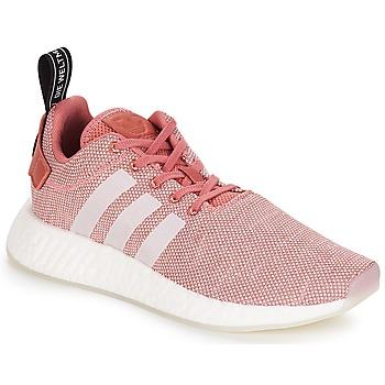 Schoenen Dames Lage sneakers adidas Originals NMD R2 W Roze