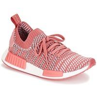 Schoenen Dames Lage sneakers adidas Originals NMD R1 STLT PK W Roze