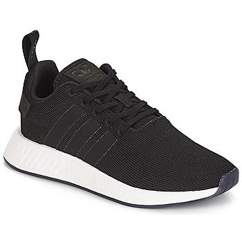 Schoenen Lage sneakers adidas Originals NMD R2 Zwart