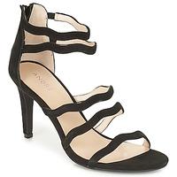 Schoenen Dames Sandalen / Open schoenen André POULOUPIDOU Zwart