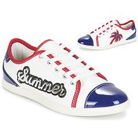 Schoenen Dames Lage sneakers André LIMONADE Wit