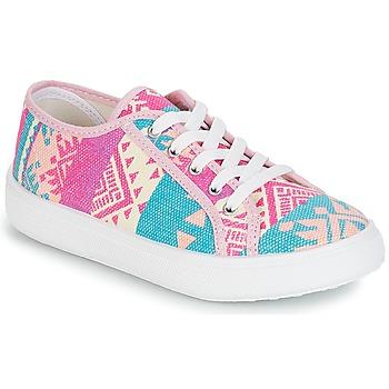 Schoenen Meisjes Lage sneakers André YOKO Multicoloured