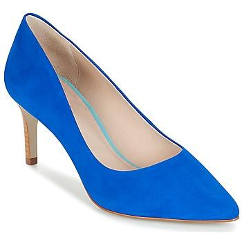 Schoenen Dames pumps André SCARLET Blauw