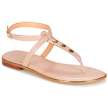 Schoenen Dames Sandalen / Open schoenen André CHARLENE Nude