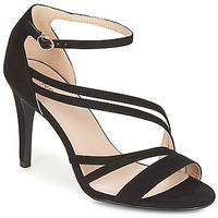 Schoenen Dames Sandalen / Open schoenen André FLAMINGO Zwart