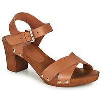 Schoenen Dames Sandalen / Open schoenen André BONGO Brown
