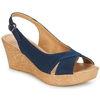 Schoenen Dames Sandalen / Open schoenen André DESTINY Marine