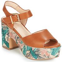 Schoenen Dames Sandalen / Open schoenen André ALTO  camel