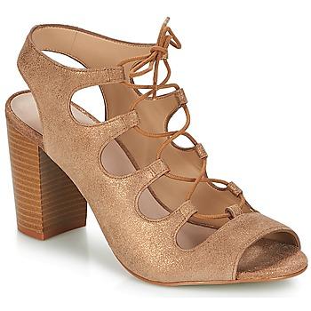 Schoenen Dames Sandalen / Open schoenen André LAETITIA Brons