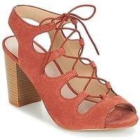 Schoenen Dames Sandalen / Open schoenen André LAETITIA Roze