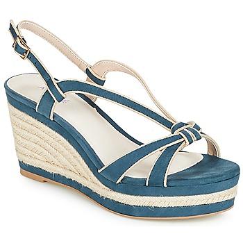 Schoenen Dames Sandalen / Open schoenen André TEMPO Blauw