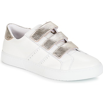 Schoenen Dames Lage sneakers André PADDLE Wit