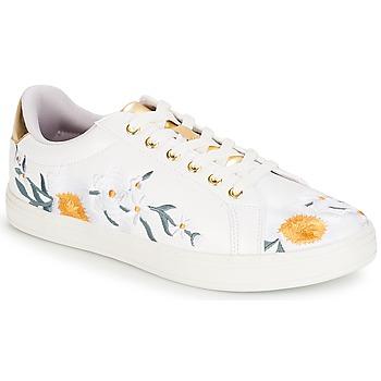 Schoenen Dames Lage sneakers André COROLLE Wit