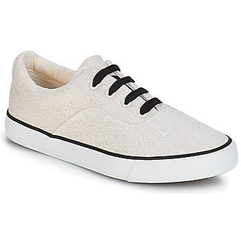 Schoenen Dames Lage sneakers André FUSION Wit