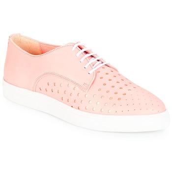 Schoenen Dames Lage sneakers André PRESAGE Roze