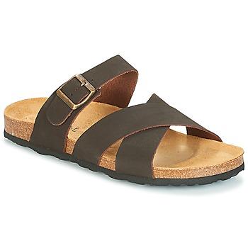 Schoenen Heren Sandalen / Open schoenen André MAUX Brown