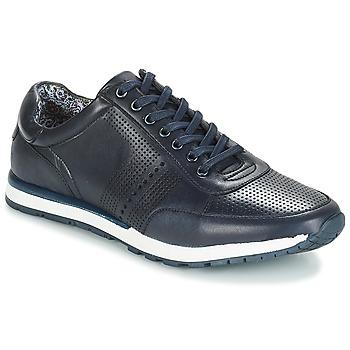 Schoenen Heren Lage sneakers André LYNX Blauw