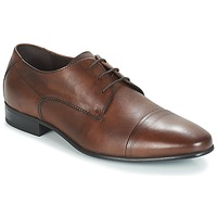 Schoenen Heren Derby André MORGANI Brown