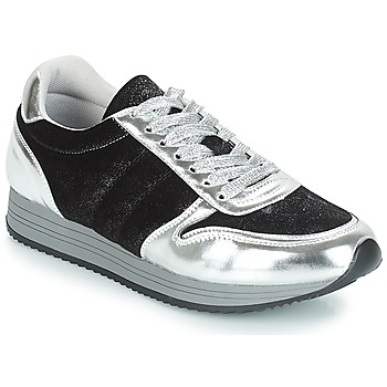 Schoenen Dames Lage sneakers Chattawak CESENA Zwart