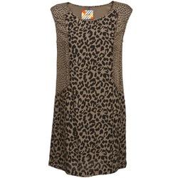Textiel Dames Korte jurken Chipie RITA Beige