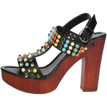 Schoenen Dames Sandalen / Open schoenen Laura Biagiotti 1010-X3 Black